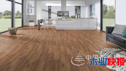 2018年我国木质地板总销量41760万�O